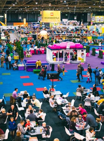 Legoworld van 18 t/m 24 oktober!