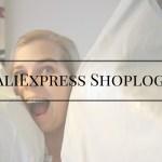 Video   Shoplog AliExpress – Aron bijna 6!