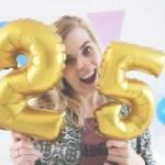 Birthday Girl!   Sweet 25!