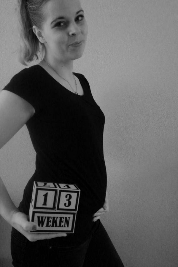 Zwangerschapsupdate #6 - week 13