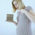 Zwangerschapsupdate #10 – Week 17