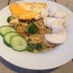 Challenge | Dag 3 Noedels met kip en broccoli