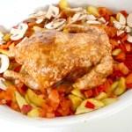 Recept | Kip uit de oven met groente
