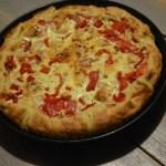 Recept | Quiche met kip en paprika