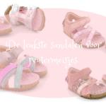 De leukste sandalen voor peutermeisjes