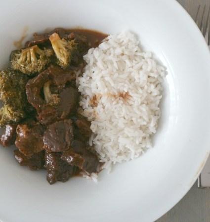 Slowcooker   Rundvlees met broccoli