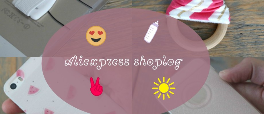 Aliexpress shoplog #2