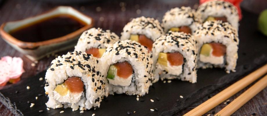 Sushi als je zwanger bent? Ja hoor!