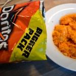 Recept | Kipnuggets met een doritos korstje