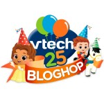 25 jaar VTech Bloghop | Win VTech Baby Spiegel Speelpaneel