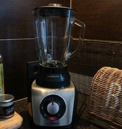 Bosch Silentmixx Blender review