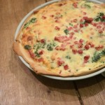 Quiche met zongedroogde tomaten | Recept