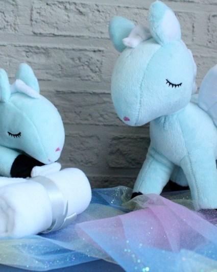 Cadeautip! Miniroom Little horse knuffels