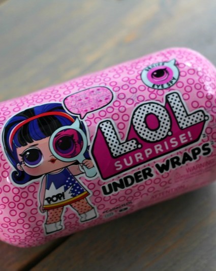 Winweek #8 – L.O.L. Surprise under wraps