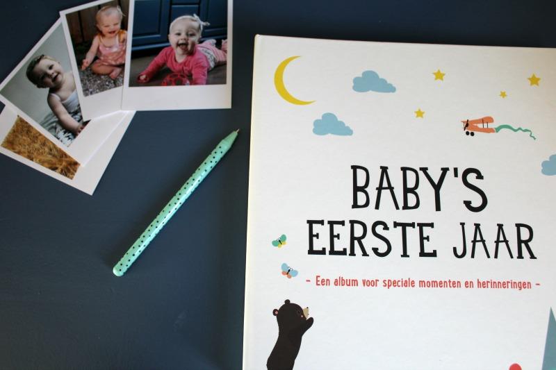 Winweek #10 Milestone babyboek