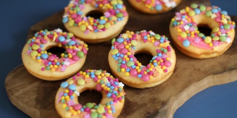 Cake Donuts | Traktatie tip!