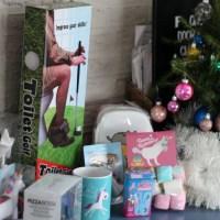 De leukste/grappigste cadeautjes voor het sint/kerst dobbelspel