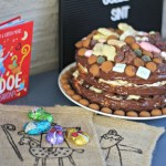 Sinterklaas naked cake