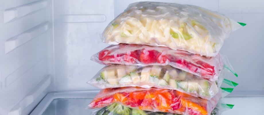 Diepvries groente goedkoop en gezond?
