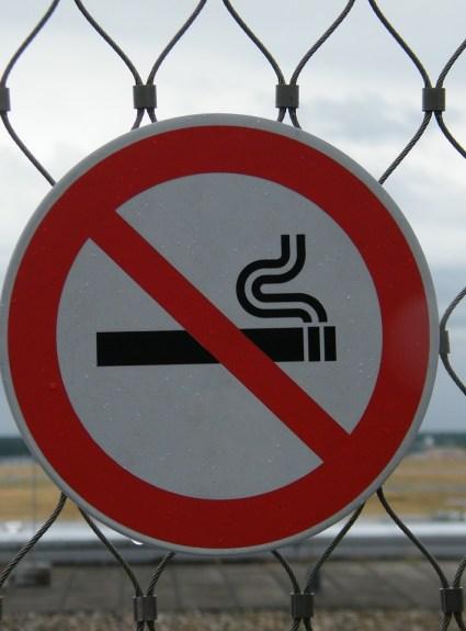 Rookvrije zones in pretparken?Ja graag!