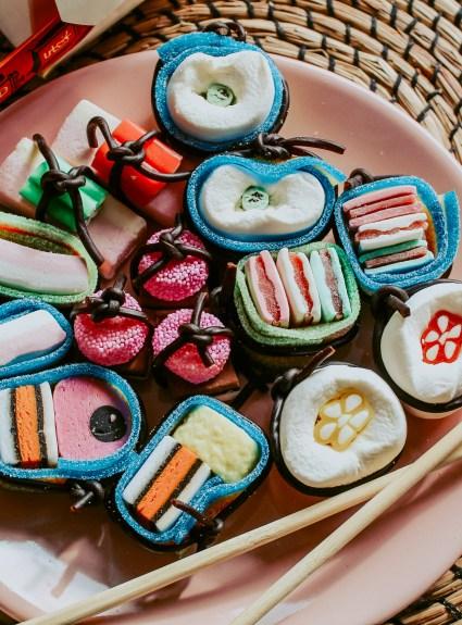 Sushi traktatie
