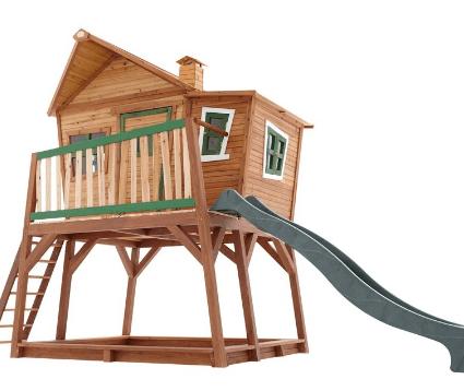 Zo Kies je het beste houten speeltoestel