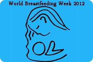 world breastfeeding week blog round-up