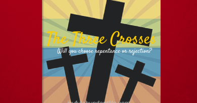 You may have heard about Jesus dying on the center cross, but have you ever wondered why there were three crosses that day? What about the other two people?