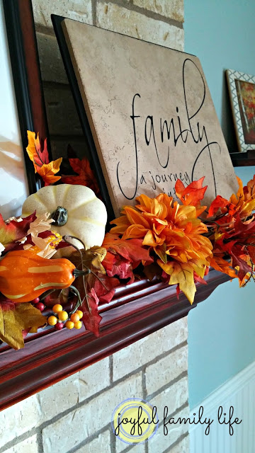 Fall Decorating 2015