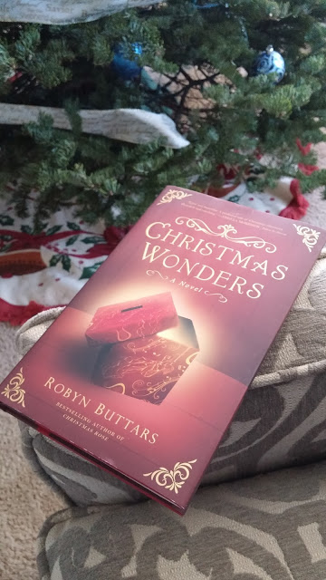 Christmas Wonders – Book Review