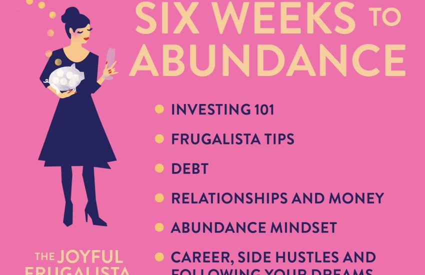 Six Weeks to Abundance