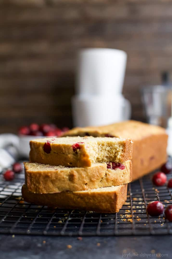 Moist Orange Cranberry Bread Easy Healthy Recipes Using