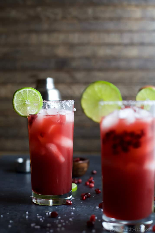 Easy Amp Refreshing Pomegranate Margarita Recipe Homemade