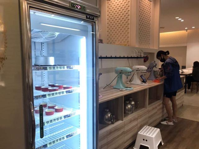 備料區和冰箱