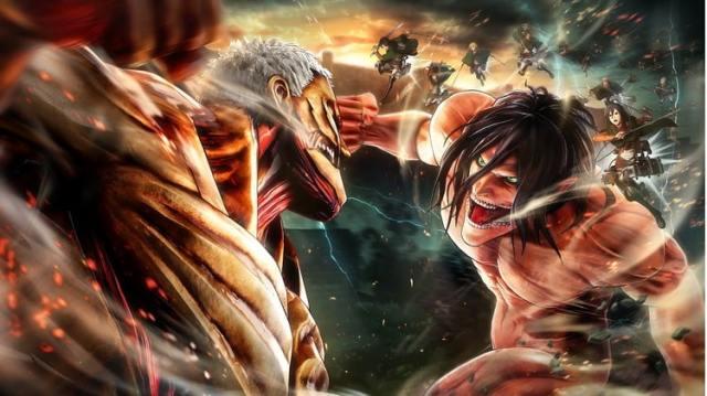 進擊的巨人 2 -Final Battle-