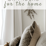 Top Gift Ideas For… The Home