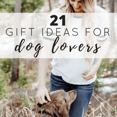 Top Gift Ideas For… Dog Lovers