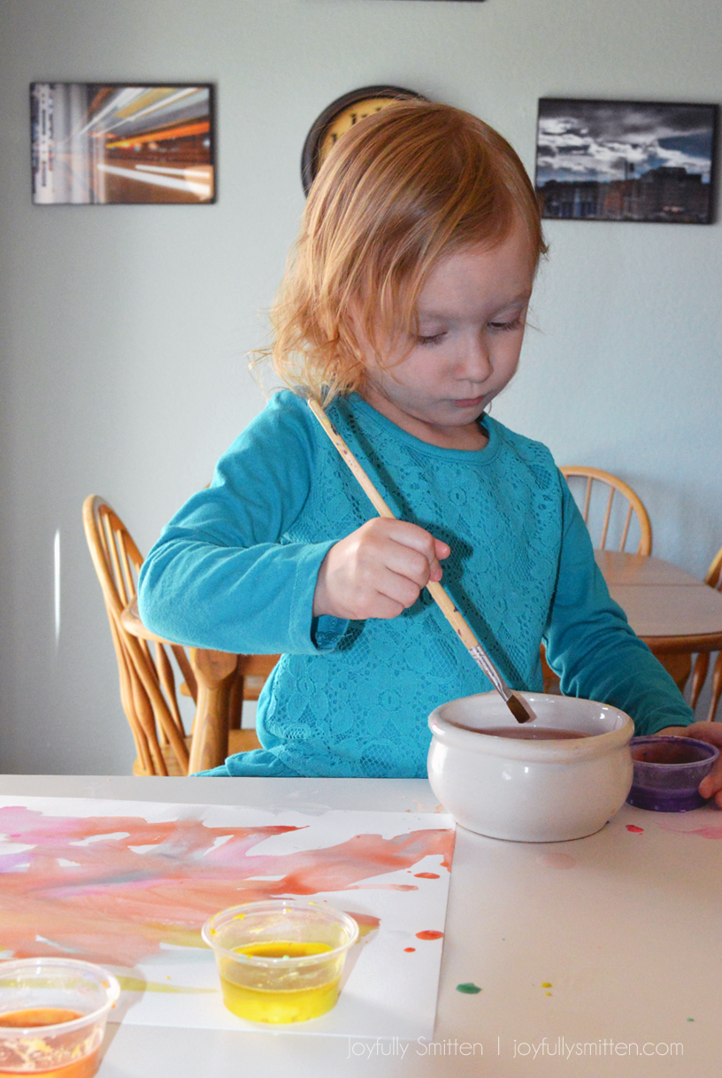 Make Your Own Watercolors 2