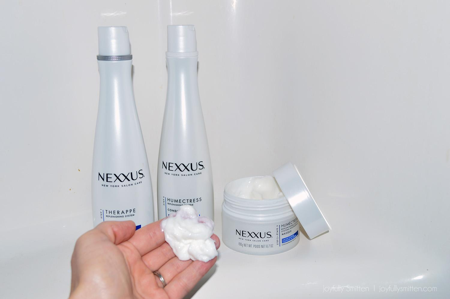 Nexxus Joyfully Smitten _ Shampoo and Conditioner