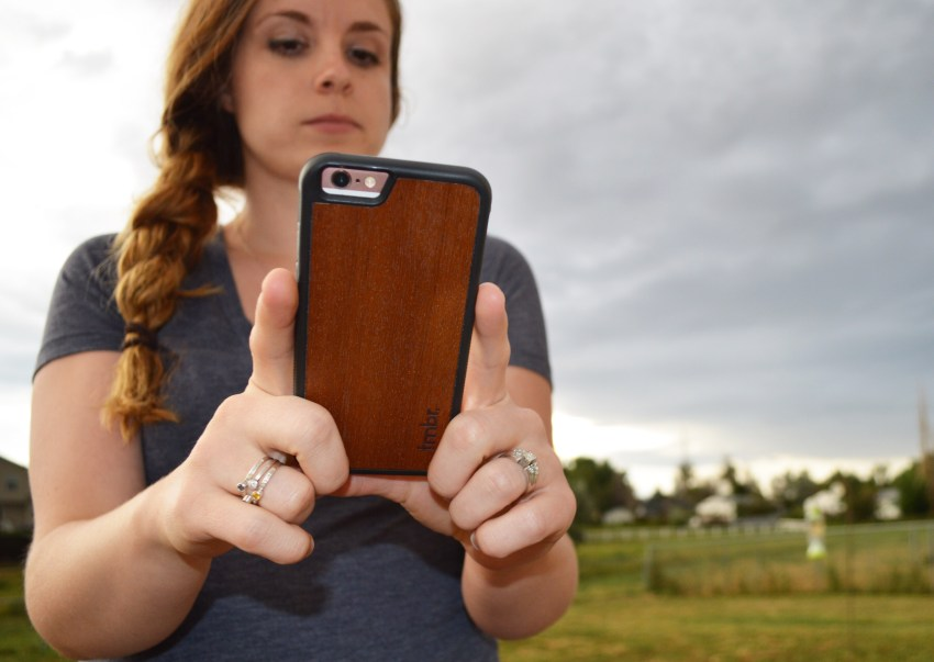 TMBR - authentic wood cases perfect for your phone!