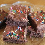 Lunch Lady Brownies