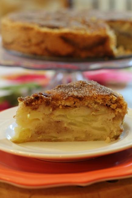 Cinnamon Apple Pie Cake Joyful Momma S Kitchen