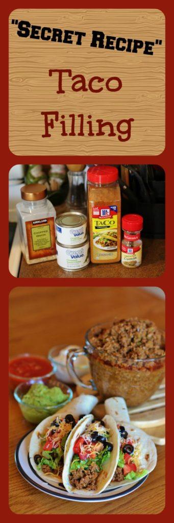 Cinco de Mayo Recipes: Secret Recipe Taco Filling