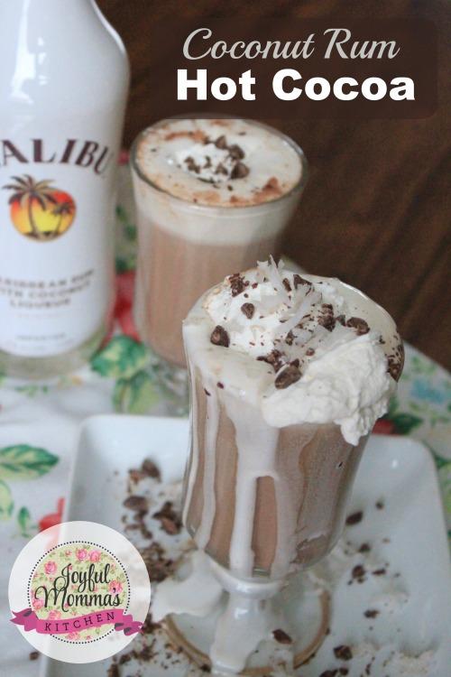 Coconut Rum Cocoa