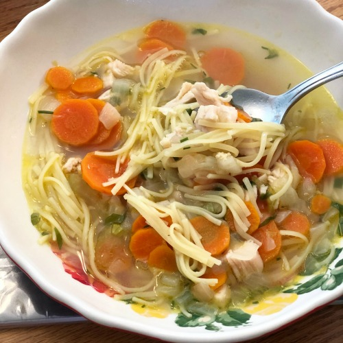 Chicken Noodle Soup Joyful Momma S Kitchen Blog