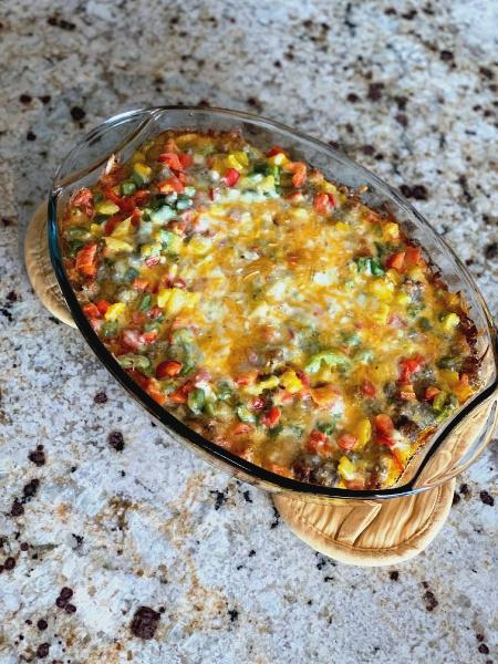 Make-Ahead Egg Bake