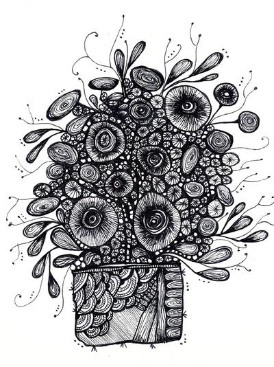 Joy Cultivator Interview {Julia Da Rocha of Poz-Art}