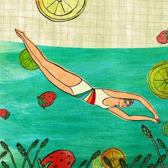 Dive In Detox by Aimee Sicuro
