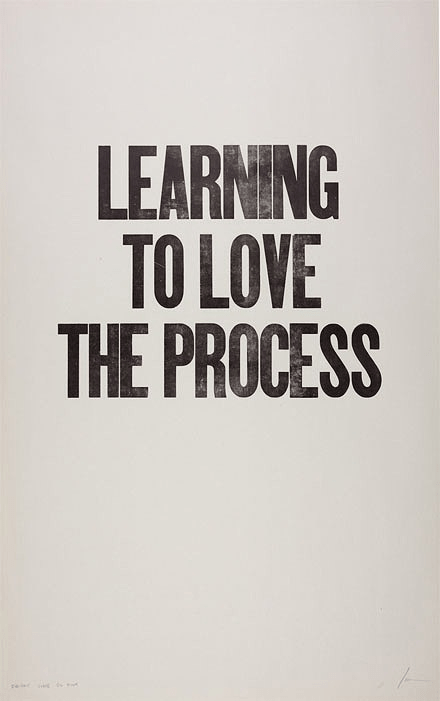 Learning To Love The Process By Albis@albfit