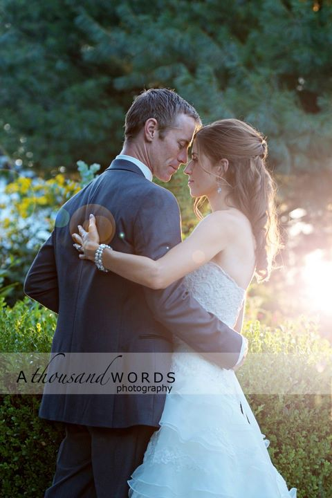 Kimberly & Daryl - Wedding - Southern Exposure Herb Farm - A Thousand Words Photography